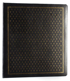 Black Diamond Magnetic Photo Album