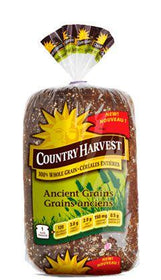 Country Harvest Ancient Grain Bread