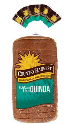 Country Harvest Flax and Quinoa
