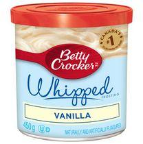 Betty Crocker Vanilla Whipped Frosting
