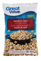 Great Value Sweet & Salty Kettle Corn