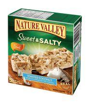 Nature Valley Sweet & Salty Toasted Coconut Chewy Nut Granola Bars