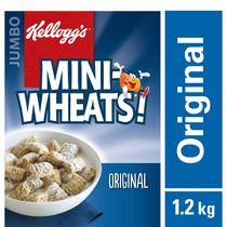 Kellogg's Mini-Wheats Cereal Original, 1200g Jumbo