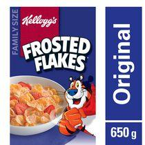 Kellogg's Frosted Flakes Cereal 650g, Family Size