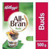 Kellogg's All-Bran Buds Cereal, 500g