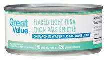 Great Value Flaked Light Tuna