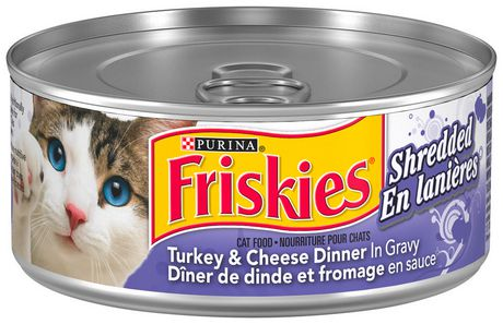 Cat Food - Turkey & Cheese