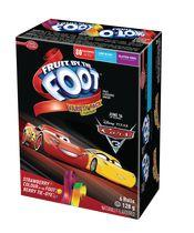 Fruit by the Foot by Betty Crocker Cars 3 Gluten Free Variety Pack
