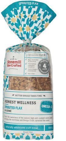 Stonemill Sprouted Flax Bread