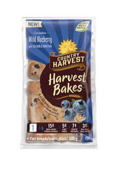Country Harvest Blueberry Bakes