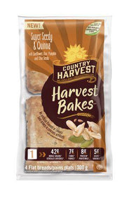 Country Harvest Super Seedy Bakes