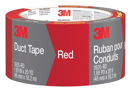 3M™ Red Duct Tape 3920-RD