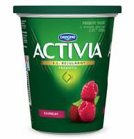 Activia Raspberry 2.9% M.F. Probiotic Yogurt