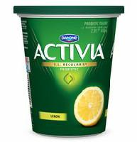Activia Lemon 2.9% M.F. Probiotic Yogurt