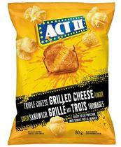 ACTII Triple Cheese Grilled Cheese Ready-to-Eat Popcorn