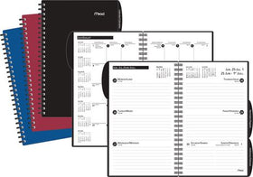 Poly Recycled Weekly/Monthly Planner