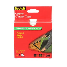 Scotch Outdoor Carpet Tape