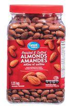 Great Value Roasted & Salted Almonds