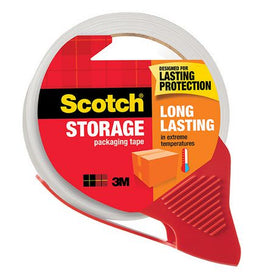 ScotchLong Lasting Storage Packaging Tape