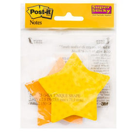 Post-it Super Sticky Notes - Star