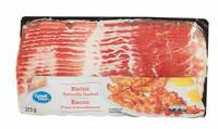 Great Value Naturally Smoked Bacon