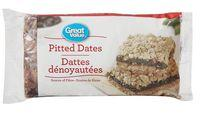 Great Value Pitted Dates