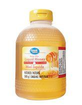 Great Value 100% Pure Liquid Honey