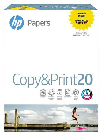 Copy and Print 20 Paper