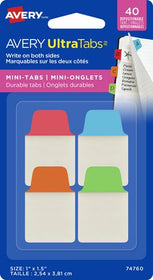 UltraTabs™ Mini-Tabs