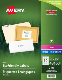 Eco-Friendly Address Labels