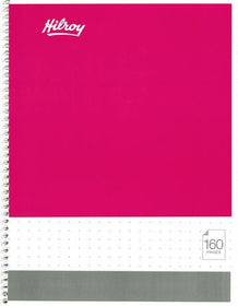 #Hilroy 160 Page Dotted Notebook