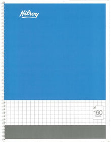 #Hilroy 160 Page Quad Notebook
