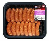 Maple Leaf Honey Garlic Pork Sausages