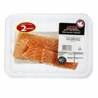 Your Fresh Market Atlantic Salmon Portions