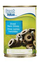 Great Value Sliced Black Olives