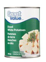 Great Value Diced White Potatoes