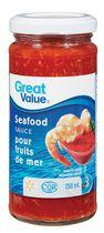 Great Value Mild Seafood Sauce