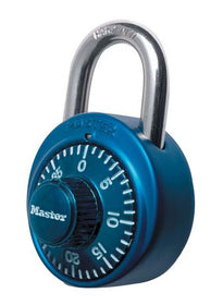 Assorted Logo Combination Padlock