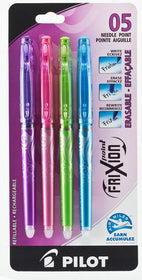 FriXion Point  Ultra-fine 0.5 mm needle point Pen