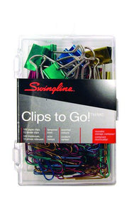 Clips to Go!™ - Assorted