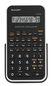 EL501XBWH Scientific Calculator