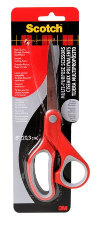 "8"" Multi-Purpose Scissors"