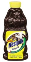 Nestlé Nesquik Iron Enriched Chocolate Syrup