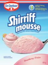Shirriff Mousse Strawberry
