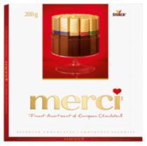 Merci Assorted European Chocolates