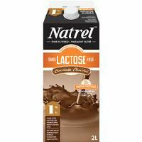 Natrel Lactose Free Chocolate 1% M.F. Dairy Product