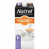 Natrel Lactose Free 1% M.F. Dairy Product