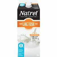 Natrel Lactose Free Skim Dairy Product