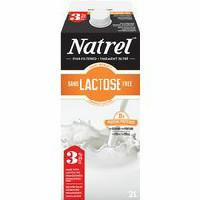 Natrel Lactose Free 3.25% M.F. Dairy Product