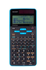 Sharp Write View Scientific Calculator